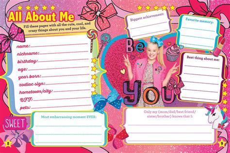 be you activity book jojo siwa books be you activity book book by sizzle press official