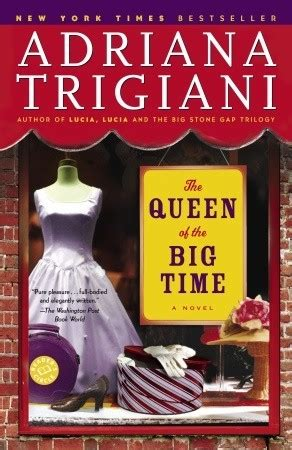 trigiani series the of the big time by trigiani reviews
