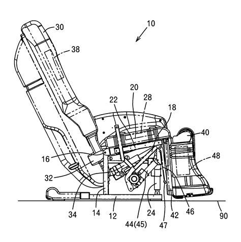 la z boy recliner parts list patent us7828756 massage machine of chair type google