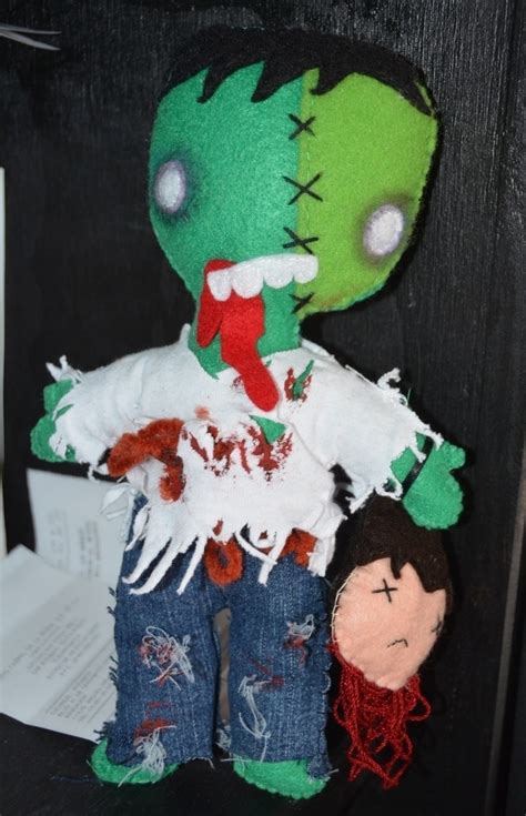 zombie bunny tutorial 1000 images about freaky felt on pinterest