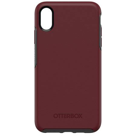 otterbox symmetry series for iphone xs max port walmart