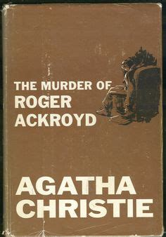 the murder of roger the murder of roger ackroyd google search writin readin murders book and