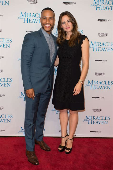 The Miracle Garner Garner Miracles From Heaven Premiere 04 Gotceleb