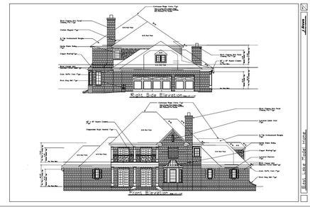 floor plan front view front view house plans house plan 2017