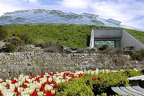 Botanical Garden Of Wales Local Attractions In Llandovery Llandovery Caravan And