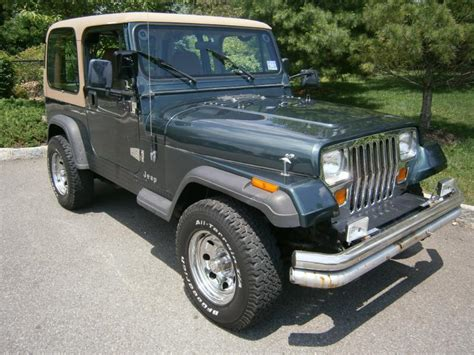 Jeep Wranglers For Sale In Nj 1994 Jeep Wrangler For Sale Carsforsale