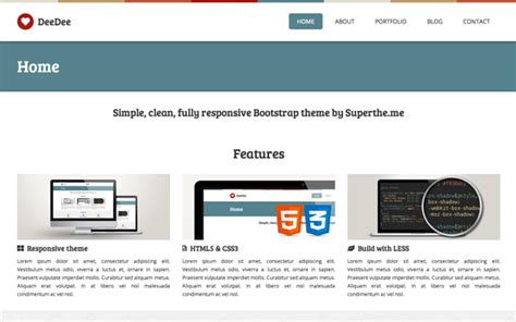 bootstrap themes unicorn best bootstrap templates around 1000 bootstrap templates