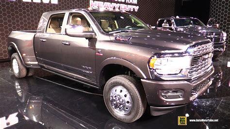 2020 Dodge Ram 3500 Interior by 2020 Ram 3500 Heavy Duty Limited Exterior Interior