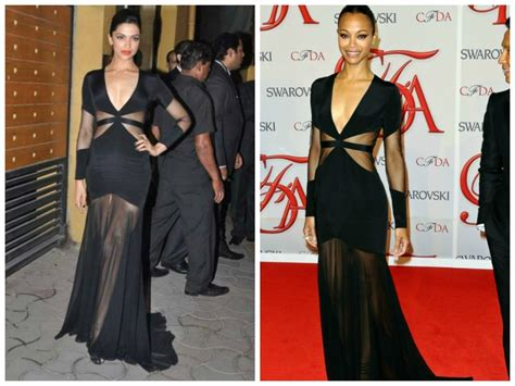 hollywood actress caught stealing 11 times when deepika padukone was caught copying outfit