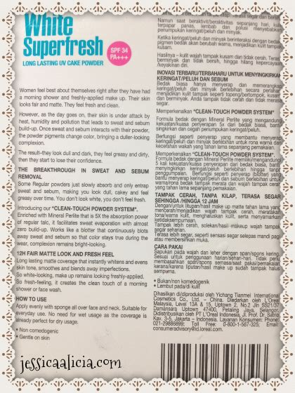 Maybelline White Superfresh Di Guardian review maybelline white superfresh cake powder 02
