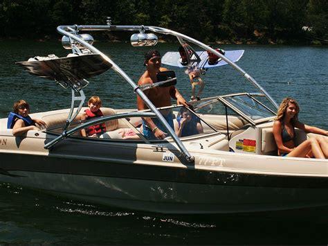 larson boat speakers larson wakeboard tower gallery