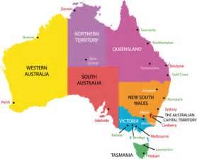 regional map of australia australian capital territory population 3 6 mill area km2 2358 km2 largest city canberra