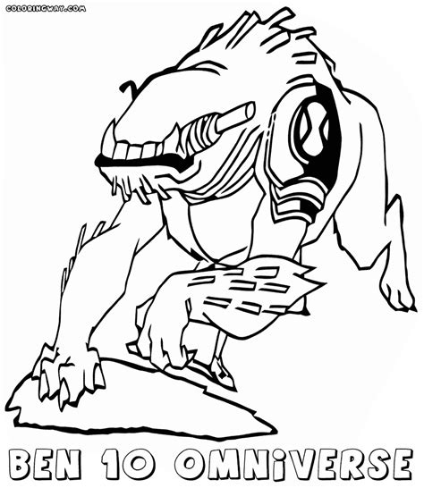 Ben Ten Omniverse Coloring Pages by 45 Ben 10 Omniverse Coloring Pages Printable Ben Ten