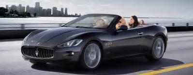 4 Seater Porsche Convertible Maserati