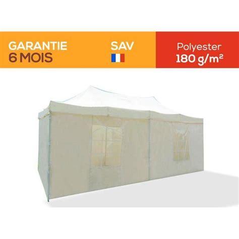 Desserte De Jardin 3164 by Interouge Tente Tonnelle Pliante Easy30 3x6m En
