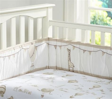 Air Balloon Crib Bedding by 14 Best Images About B Bedding On Pottery Barn