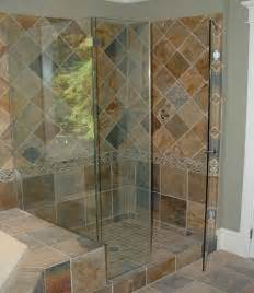 seamless glass shower doors cost