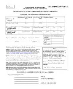 separation certificate template 49 the divorce everything you need to but were