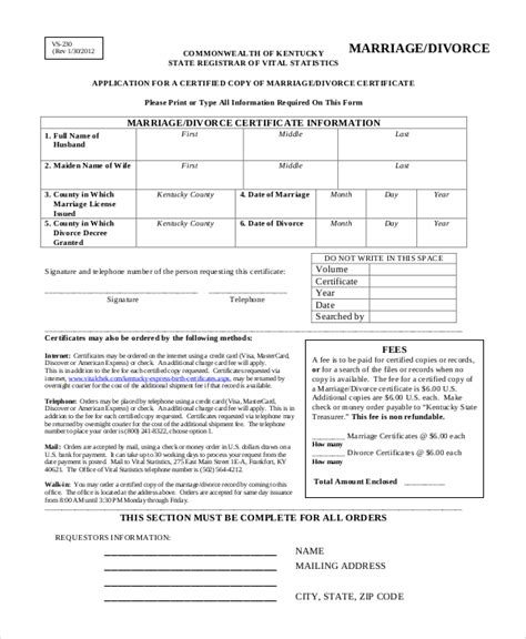 sle divorce decree template exles