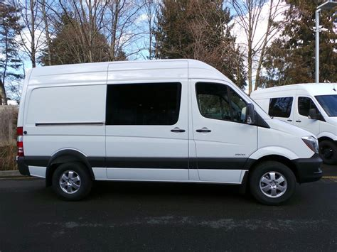Mercedes Sprinter Crew by New 2016 Mercedes Sprinter 2500 Crew Crew In