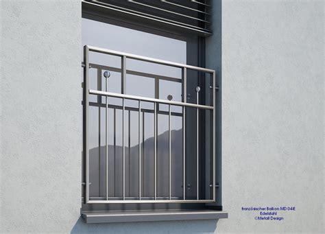 balkon edelstahl franz 246 sischer balkon edelstahl md04e i deutschland