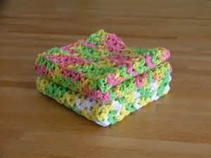 Craftdrawer crafts free pattern friday crochet dishcloths sewing organizers free printables