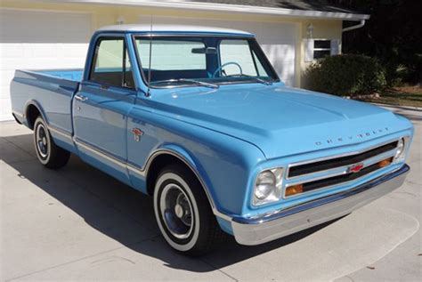 1967 Chevy C 10 Custom Pickup