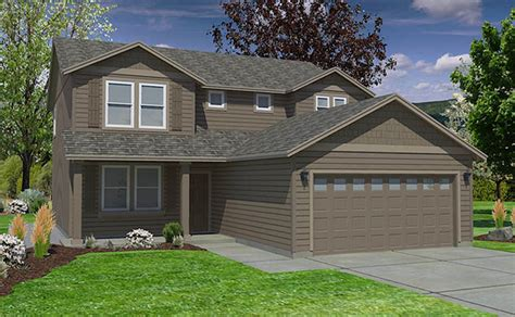 the stoneridge home plan oregon washington idaho