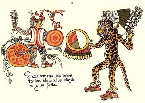 imagenes aztecas vs españoles file codex magliabechiano folio 30 jpg wikimedia commons