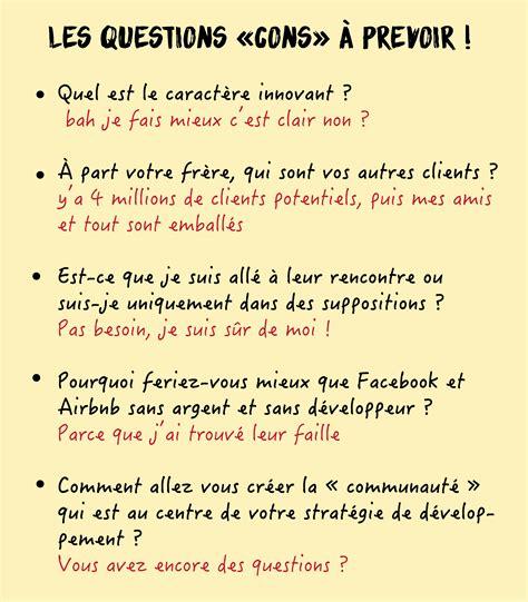Question Pour Or S01ep04 Startup Comment S 233 Duire Un Jury D Incubation