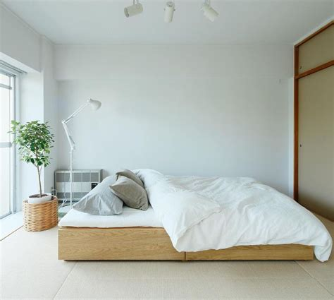 muji bedroom 17 best ideas about muji bed on pinterest low bed frame
