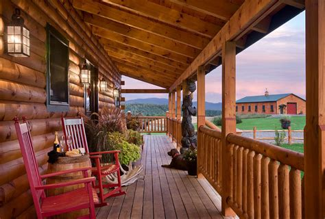 10 things to about building a log home home bunch