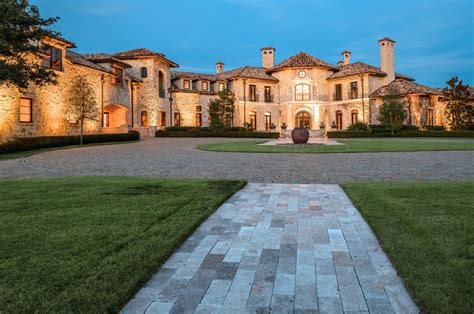 homes for plano tx gorgeous 19 000 square foot tuscan mansion in plano