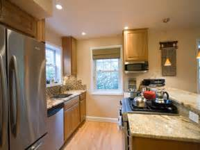 kitchen remodel ideas for small kitchens galley kitchen galley kitchen remodel to open concept