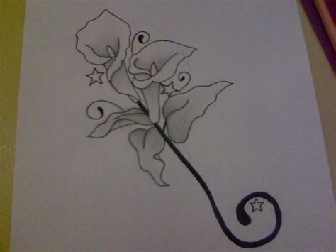 calla lily tattoo designs calla tattoos