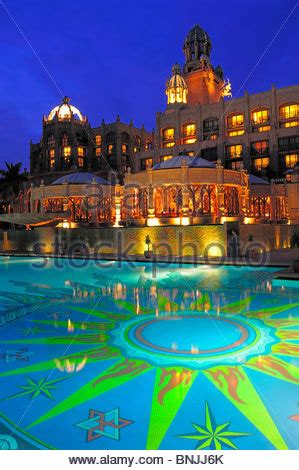 theme park north west entry the palace of the lost city sun city entertainment