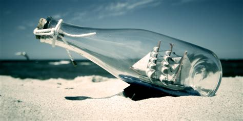 message in a bottle it took 23 years but message in a bottle finally gets