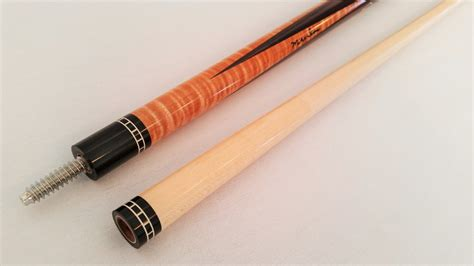 Handcrafted Pool Cues - mike sima custom pool cue stick for sale