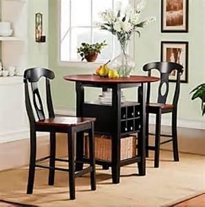 Kitchen Table Wine Rack 3 Bistro Kitchen Set Table Bar Wine Rack Chairs Black Dining St