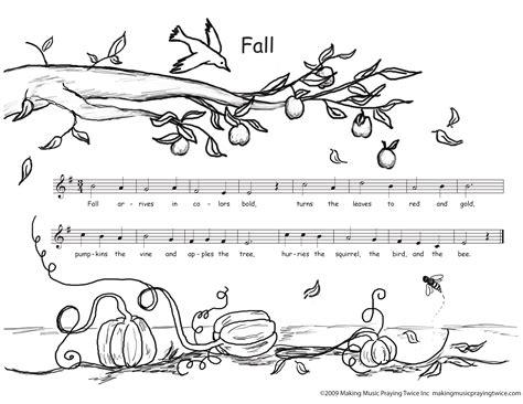 coloring pages for music class осінні розмальовки для дітей роздрукувати