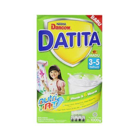 Dancow Datita Madu 1000g jual dancow datita madu formula 1000 g
