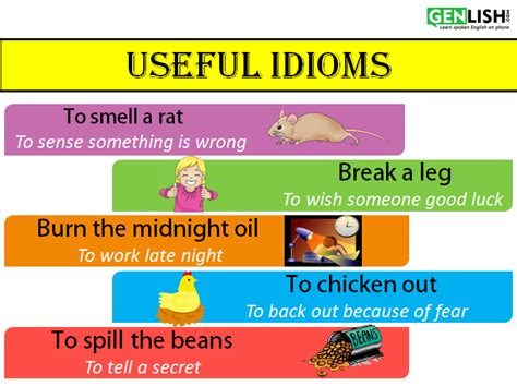 Simplify Your Home useful idioms english tutorial