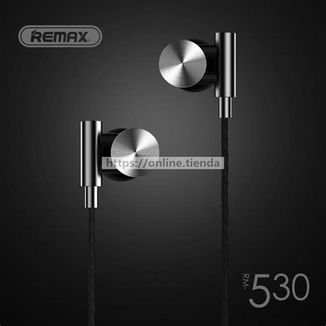 Headset Remax Original Rm 003 Mega Bass remax rm 530 auricular con cable