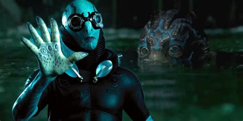 Shape Of Water is shape of water connected to hellboy screenrant