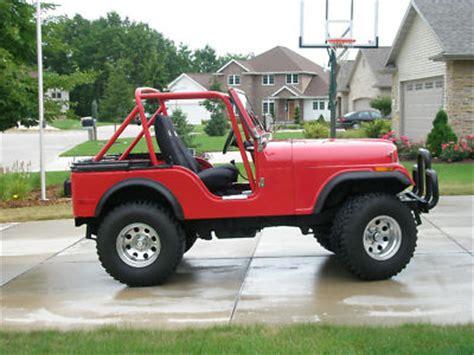 Badass Jeeps For Sale Jeep Cj Cj 5 Bad 1976 Cj 5 For Sale 11900 00