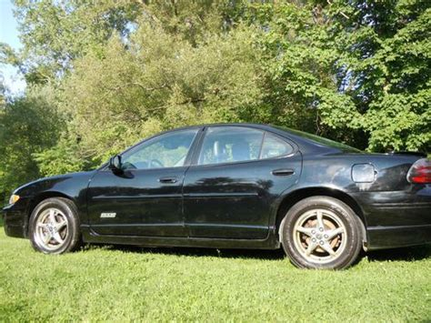 2000 grand prix transmission used pontiac grand prix html sell used 2000 pontiac grand prix gtp sedan 4 door 3 8l in saint albans vermont united states
