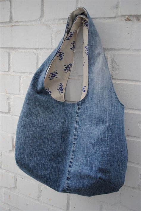 tutorial tas jeans tas gemaakt van een oude spijkerbroek wat doe je met je