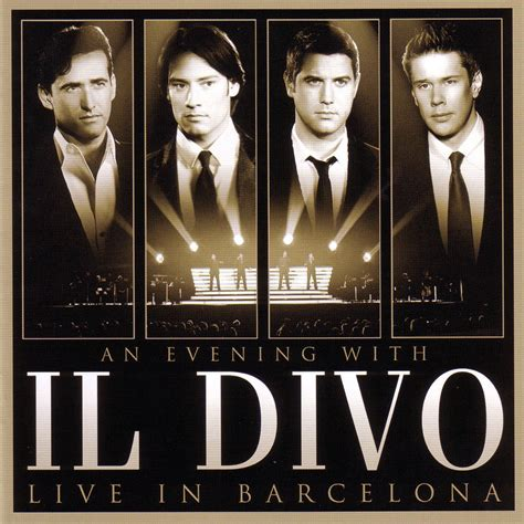an evening with il divo car 225 tula frontal de an evening with il divo live in