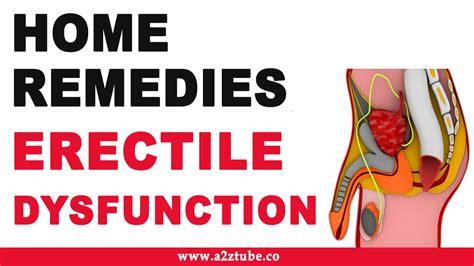 erectile dysfunction ayurvedic home remedies