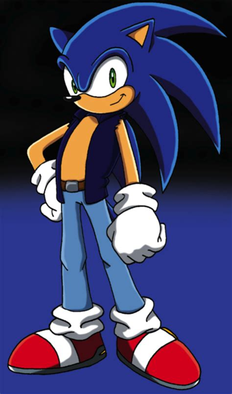sonic the hedgehog by noble maiden on deviantart